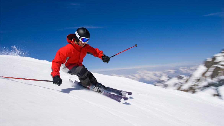 Resort Ski Es Malam Terbaik Di Saint Sauveur