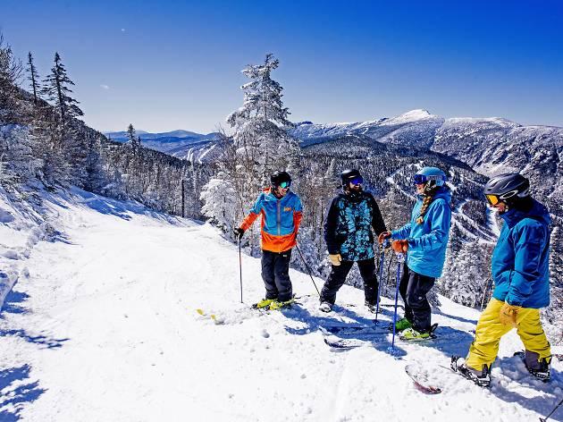Sejarah Mulai Berkembangnya Wisata Ski Es Gunung Mont Saint Sauveur