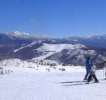 Bermain Sky di Gunma Kuruma Yama-kogen Ski