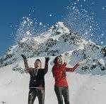 Wisata Gunung Es Selandia Baru