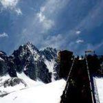 Jade Dragon Resor Dengan Taman Gletser yang Mengagumkan