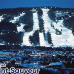 Akhir Pekan Di Mont Saint Sauveur, Quebec